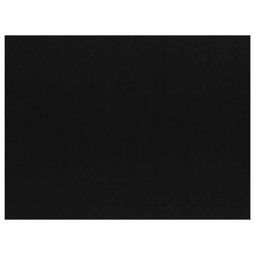 Set de table en papier 30 cm x 40 cm noir par 1000