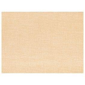 Set de table en papier 30 cm x 40 cm sable ''Cotton Style'' par 1000