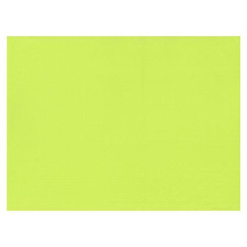 Set de table en papier 30 cm x 40 cm vert anis par 1000