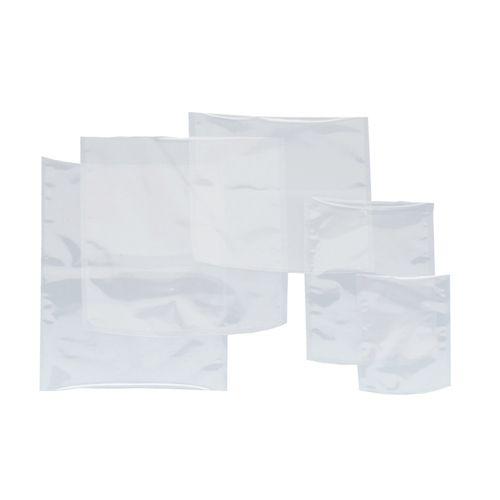 Sac pour emballage sous vide en PA-PE 50 cm x 30 cm transparent 75 my par 500