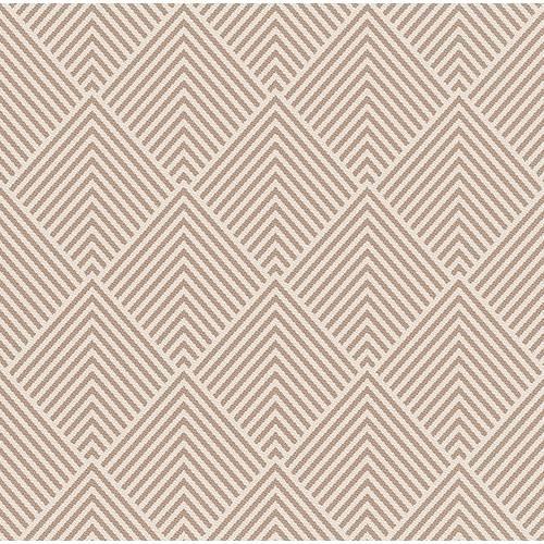 Serviette 'ROYAL Collection' pliage 1/4 40 cm x 40 cm marron 'Elegance' par 250