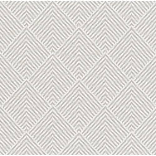 Serviette 'ROYAL Collection' pliage 1/4 40 cm x 40 cm gris 'Elegance' par 250