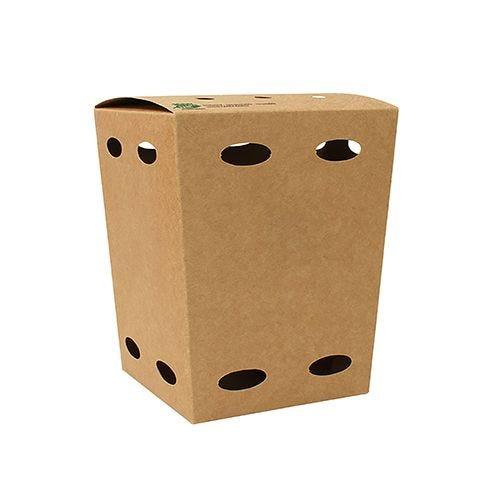 Boîte pour frites, en carton ''pure'' 15 cm x 10,5 cm x 10,5 cm par 300