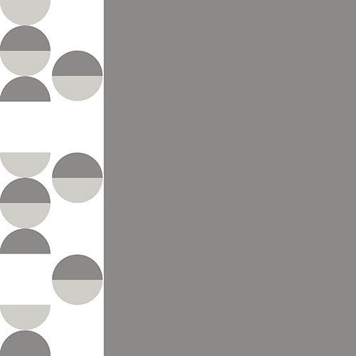 Serviette 3 plis pliage 1/4 40 cm x 40 cm ''Pastilles'' par 200