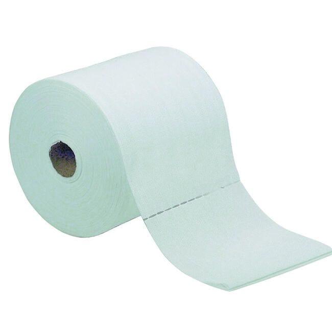 Bobine de papier essuie-tout tissage fin (photo)