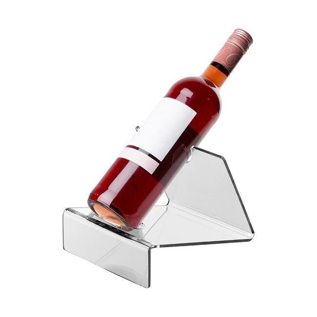 Présentoir de bouteille 'Doron' en acrylique