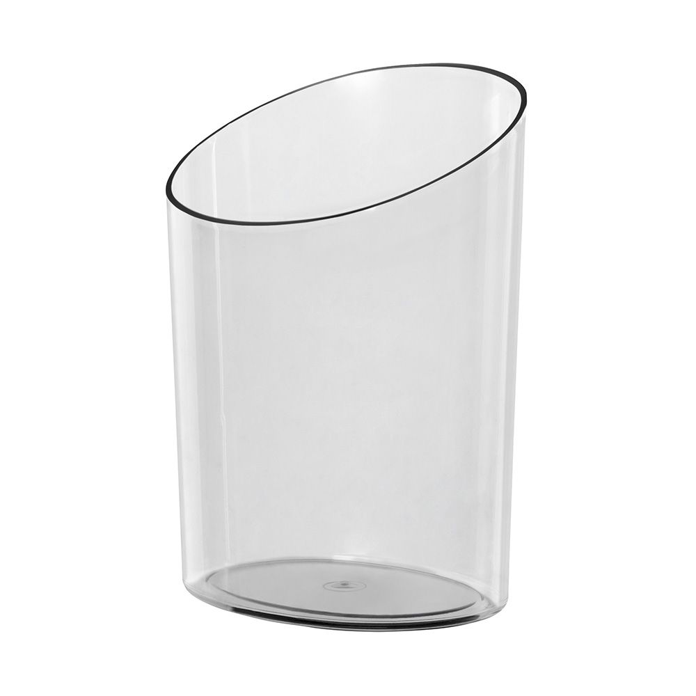 Distributeur cylindrique – 14 cm x 18 cm x 12 cm (Lxhxp) - Lot de 5