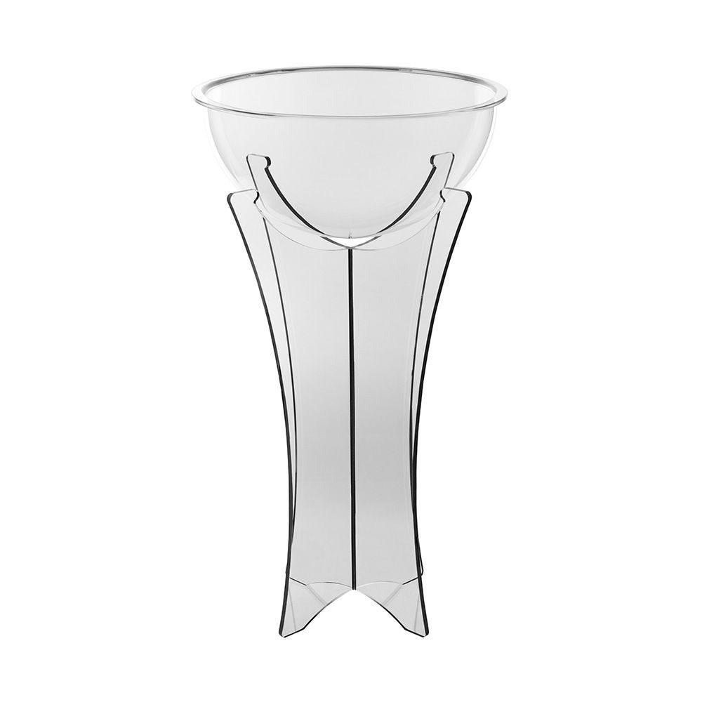 Demi-sphère avec pied – Diamètre: 40cm