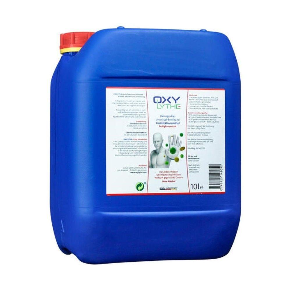 Désinfectant pour les mains en bidon OXYLYTHE®- Bidon – 10L
