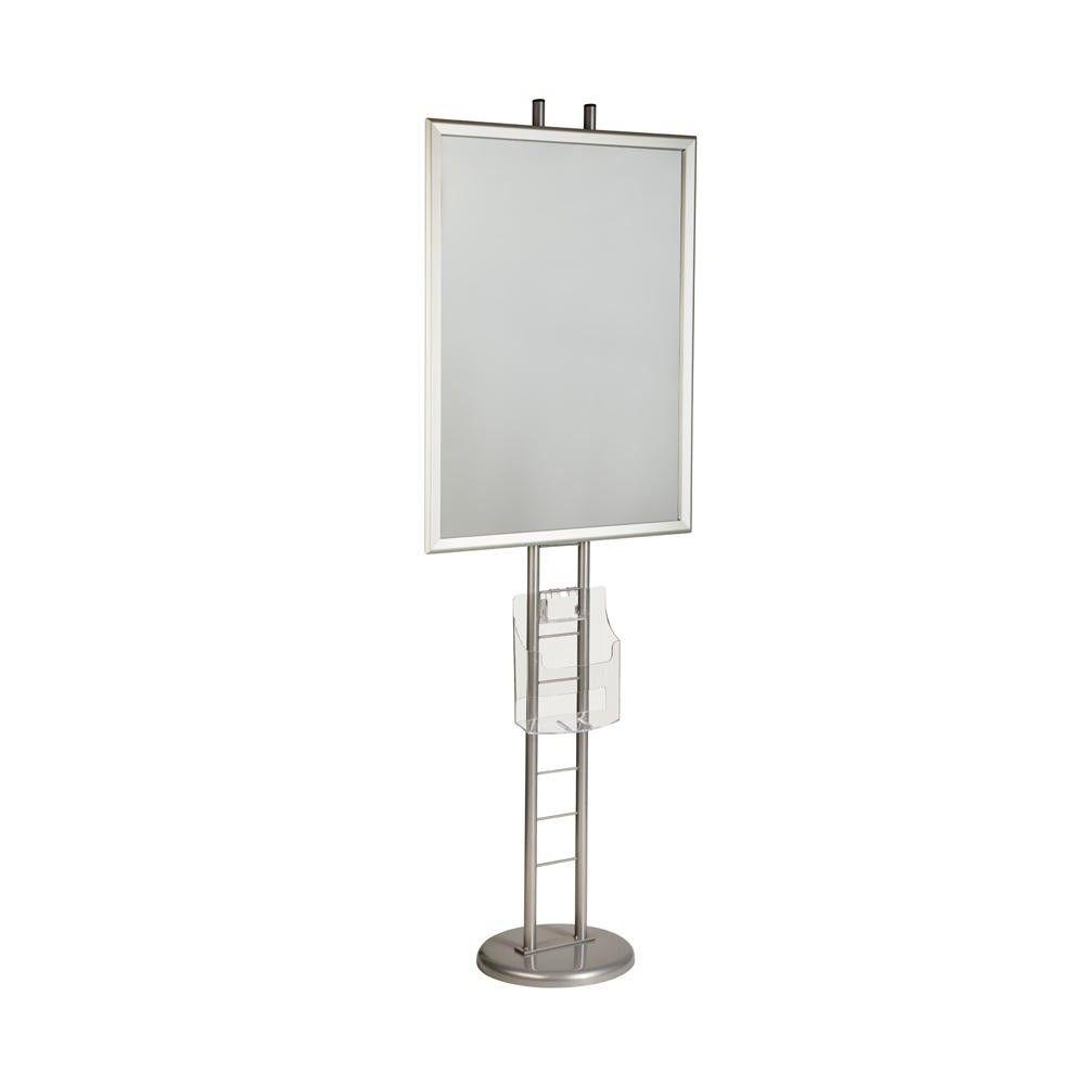 Porte-affiche ''tondo xl-ng'' simple face a0 (841 x 1.189 mm)