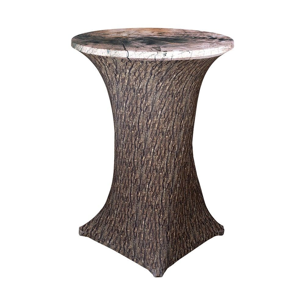 Housse de table ''samba'' - motif : arbre (photo)