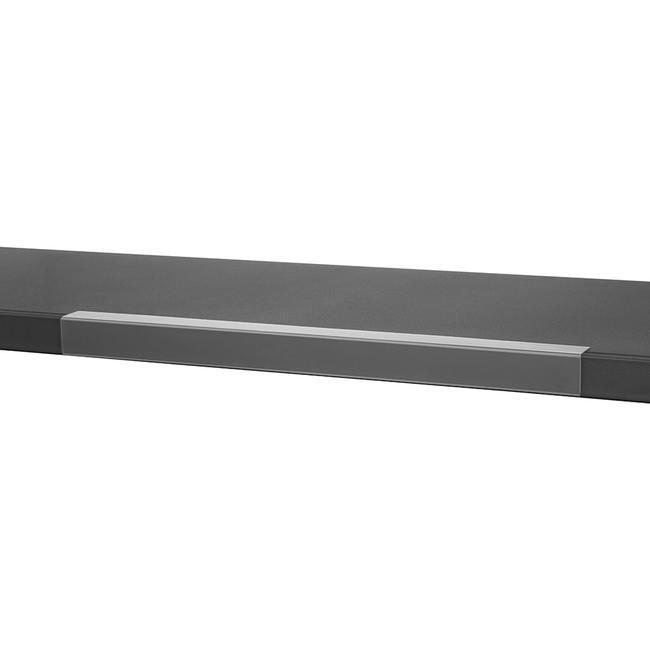 Rail porte-étiquette antireflet à coller-Dimension : 1250x27 mm-Lot de 20 pièces