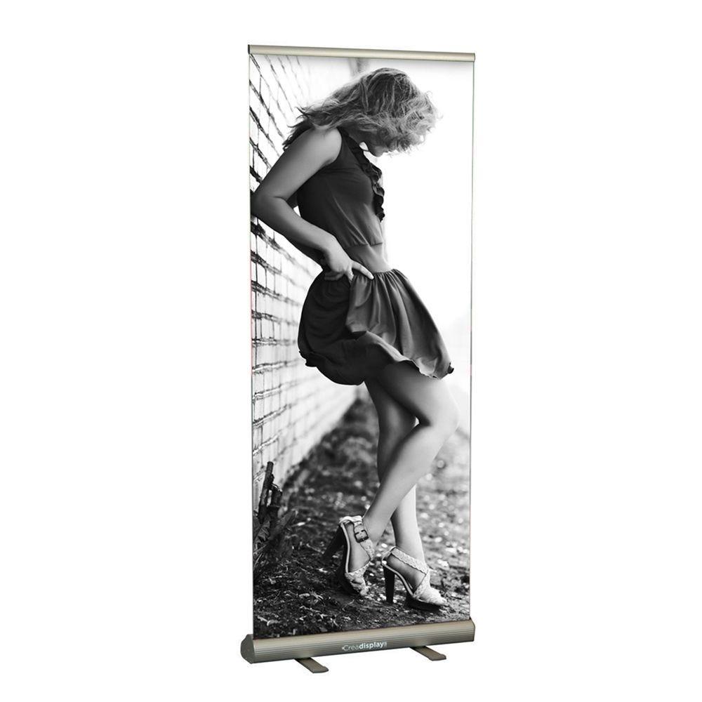 Porte-affiche enrouleur 800x2000mm