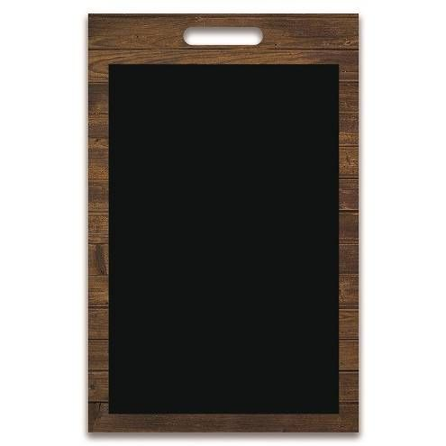 Panneau amovible ardoisé sans attaches 'PRAHA' multicolore 50x70cm à l'unité