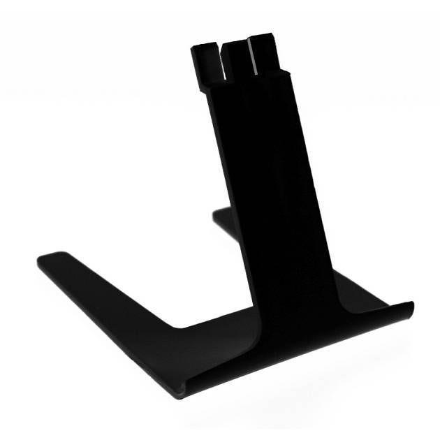 Pince-plats multipositions hauteur 5,5cm noir par 25