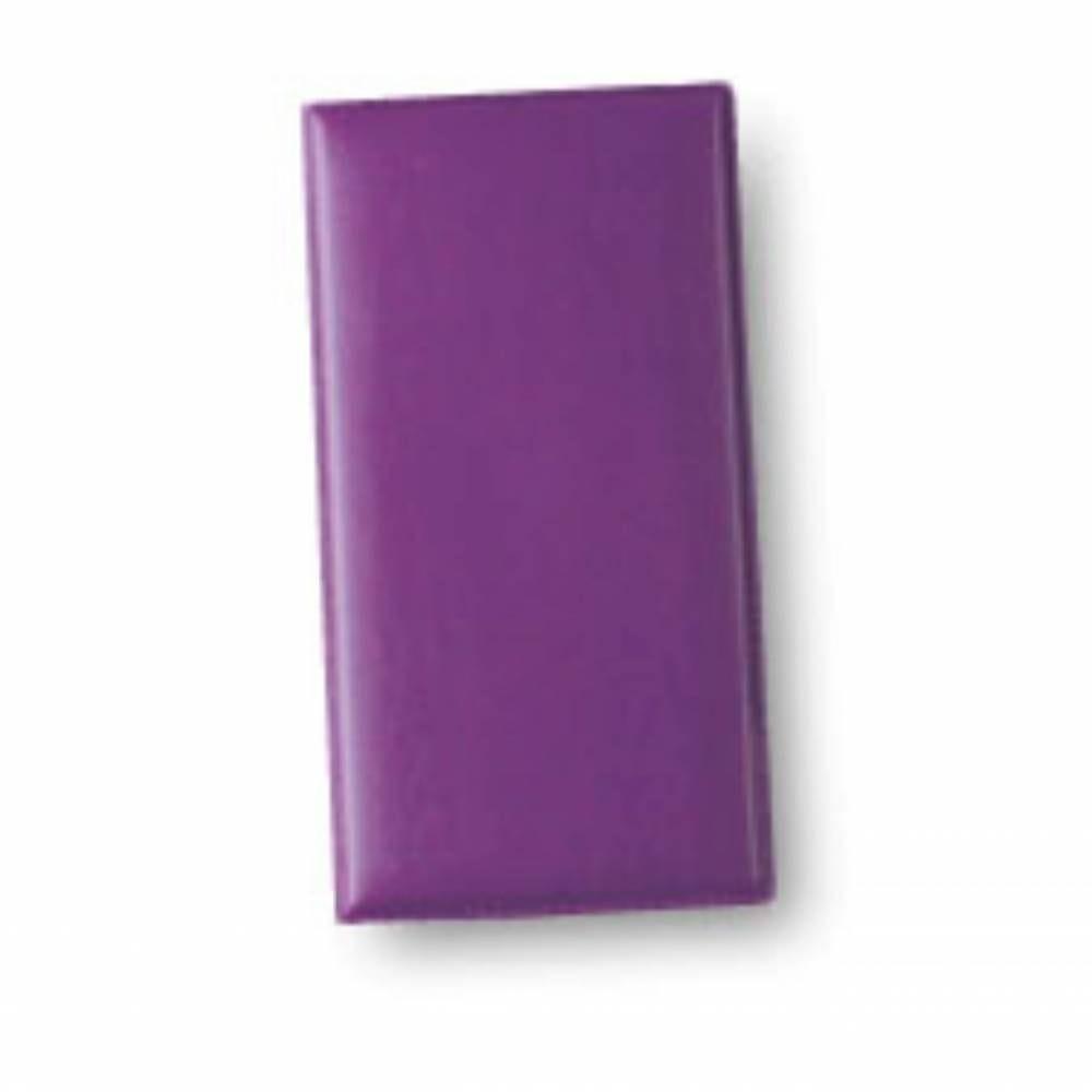 Présentoir addition 'BRIO' violet 11x22cm à l'unité