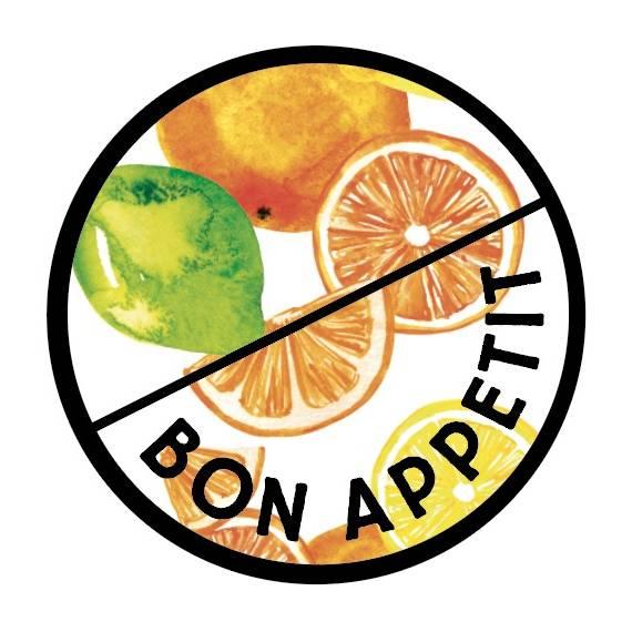 Bock 'BOCK' Juice vert  Bon appétit 11xcm par 3