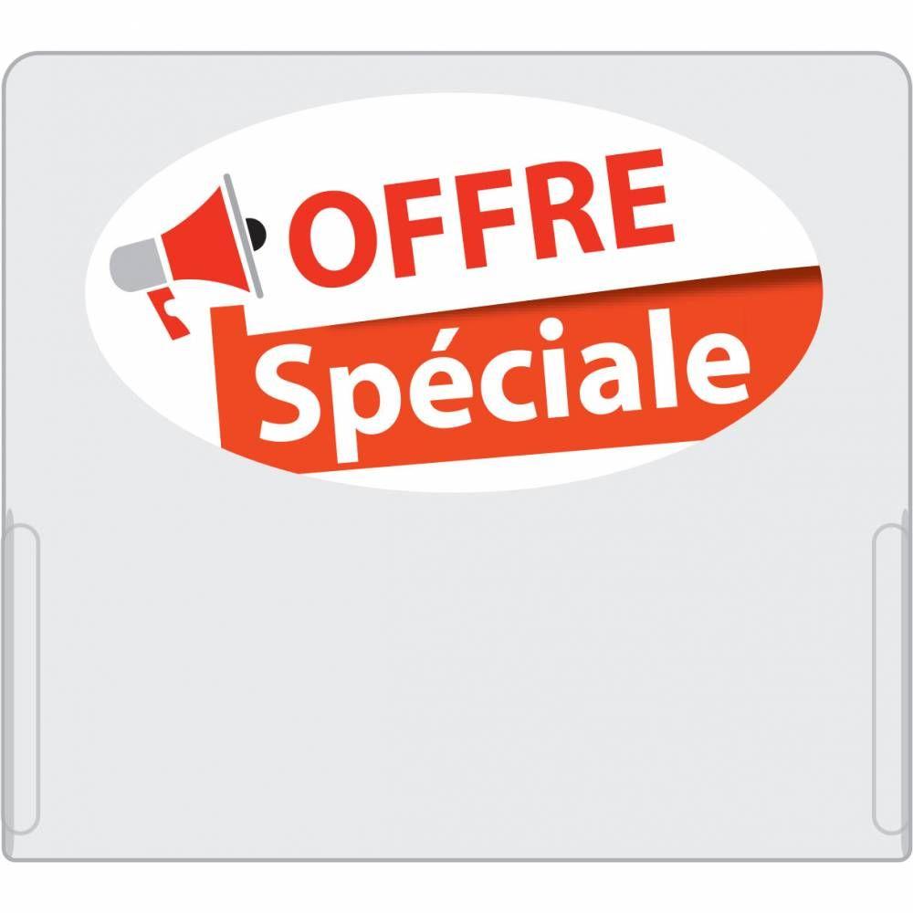 Casquette GM Offre sépciale pour étiquette perforée Dynamik - par 10