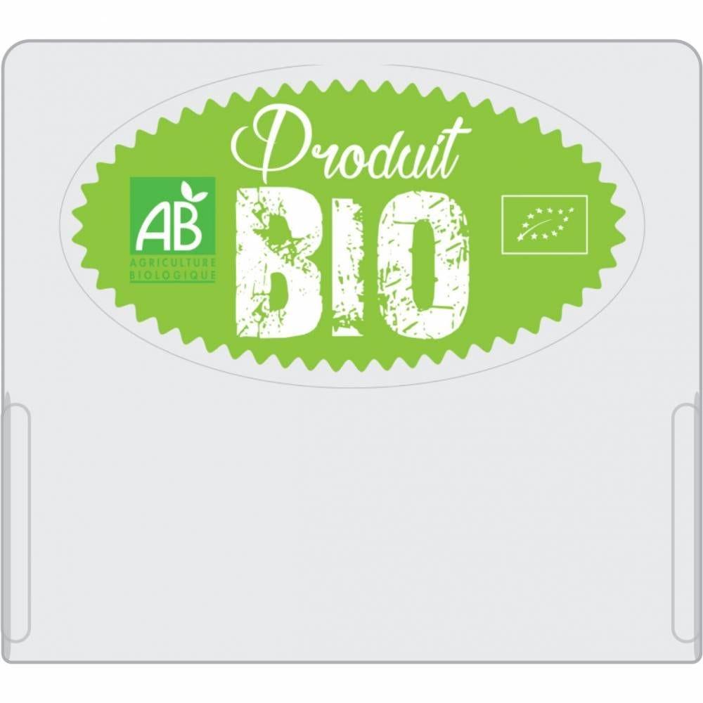 Casquette GM Bio pour étiquette perforée Dynamik - par 10