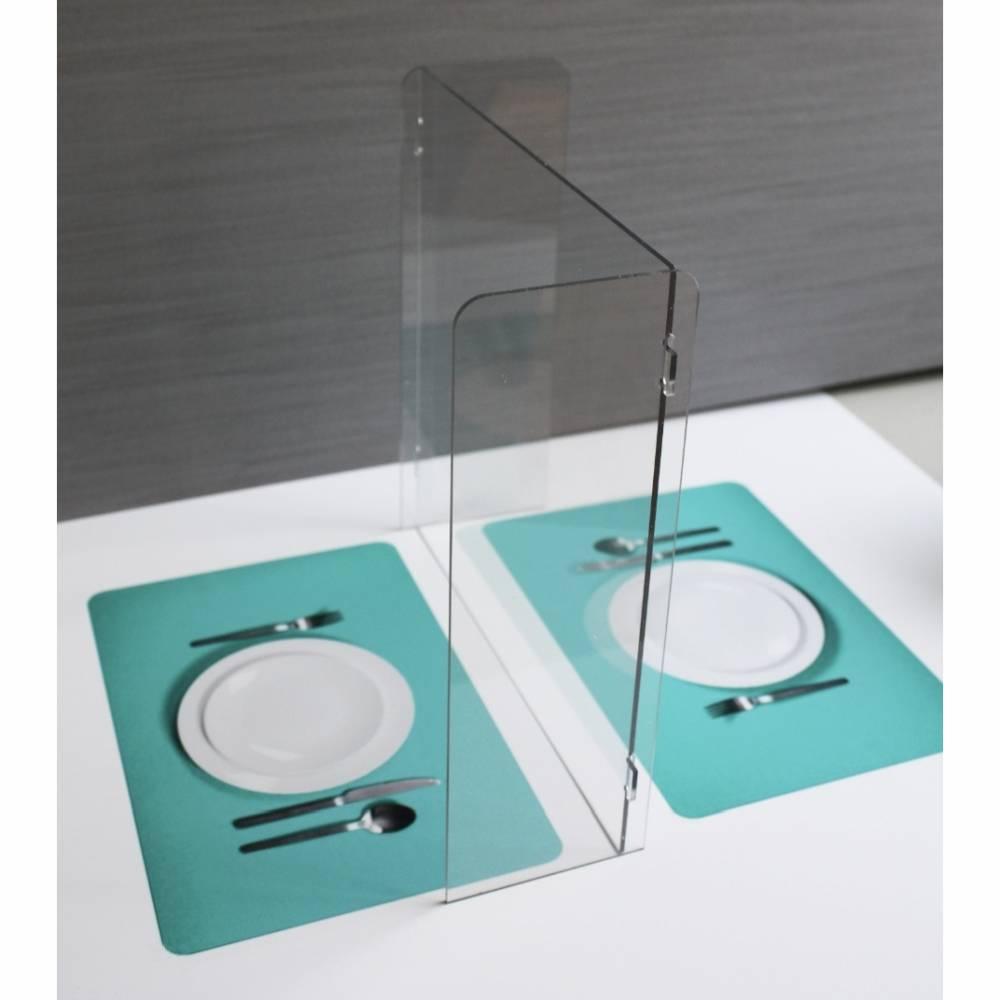 Kit protection COVID de table 3 volets