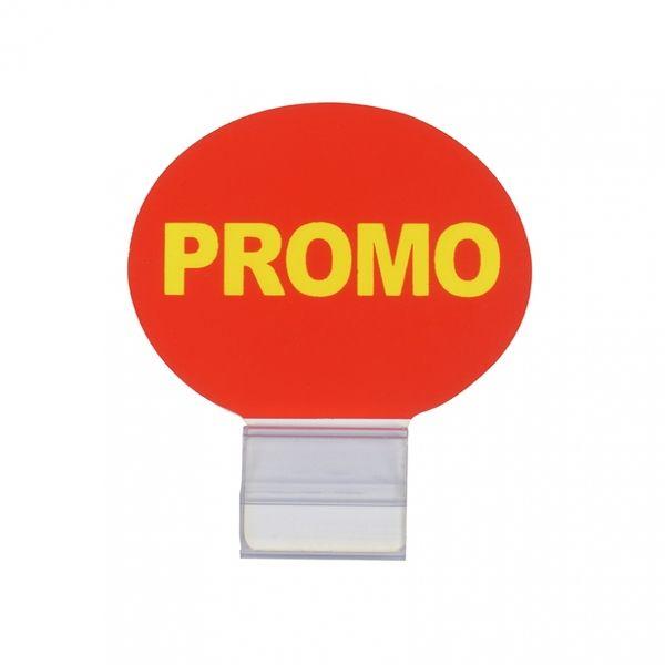 Macaron promo + clip cristal pour imprimante Edikio - par 25
