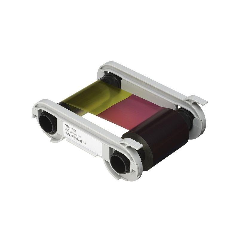 Ruban pour imprimante Edikio couleurs YMCKO 300 impressions
