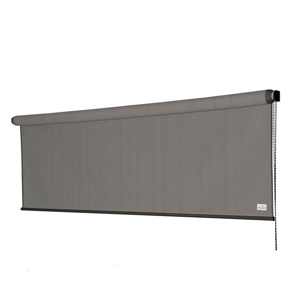 Store enrouleur - 240 x 98 cm - anthracite