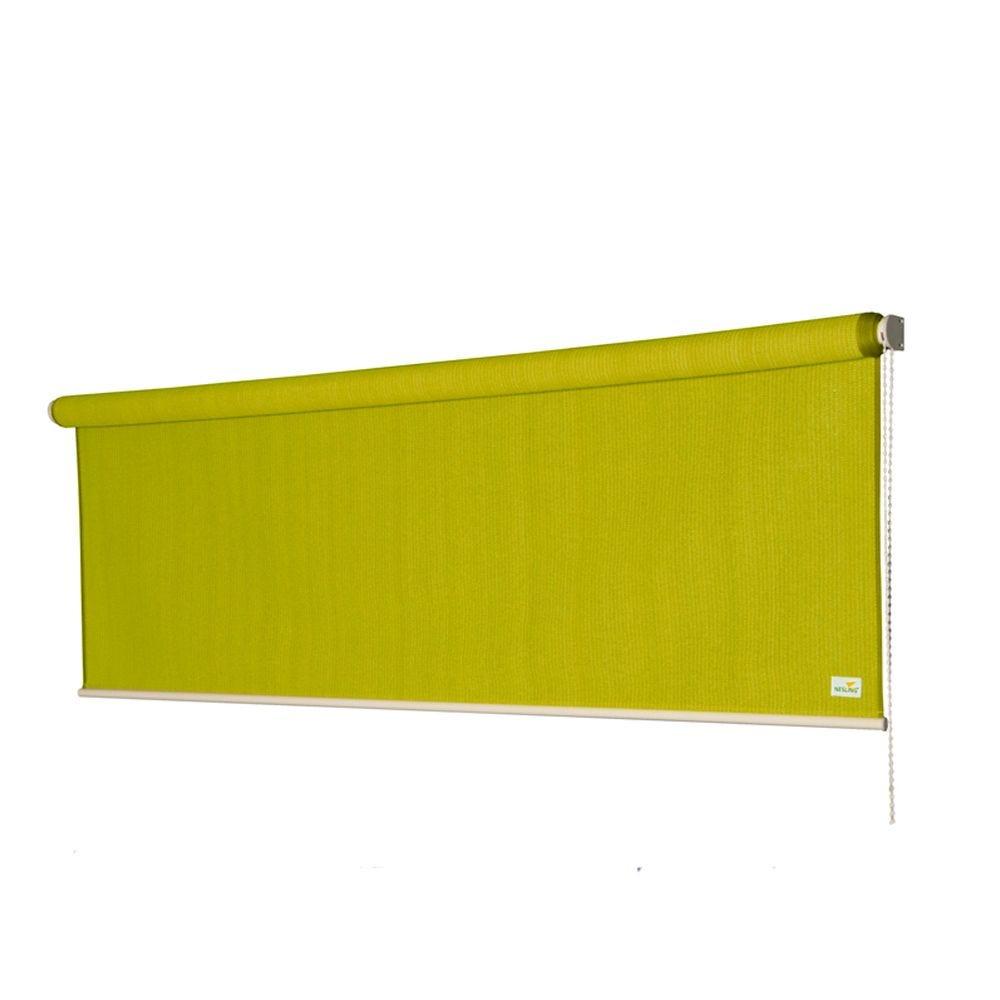 Store enrouleur - 240 x 98 cm - vert