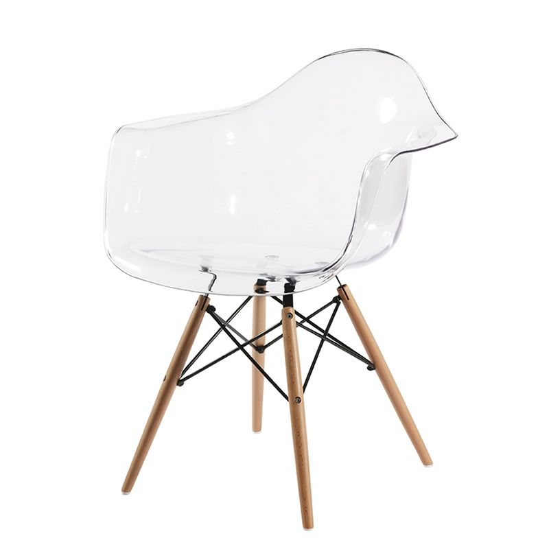 Fauteuil eiffel glass (photo)