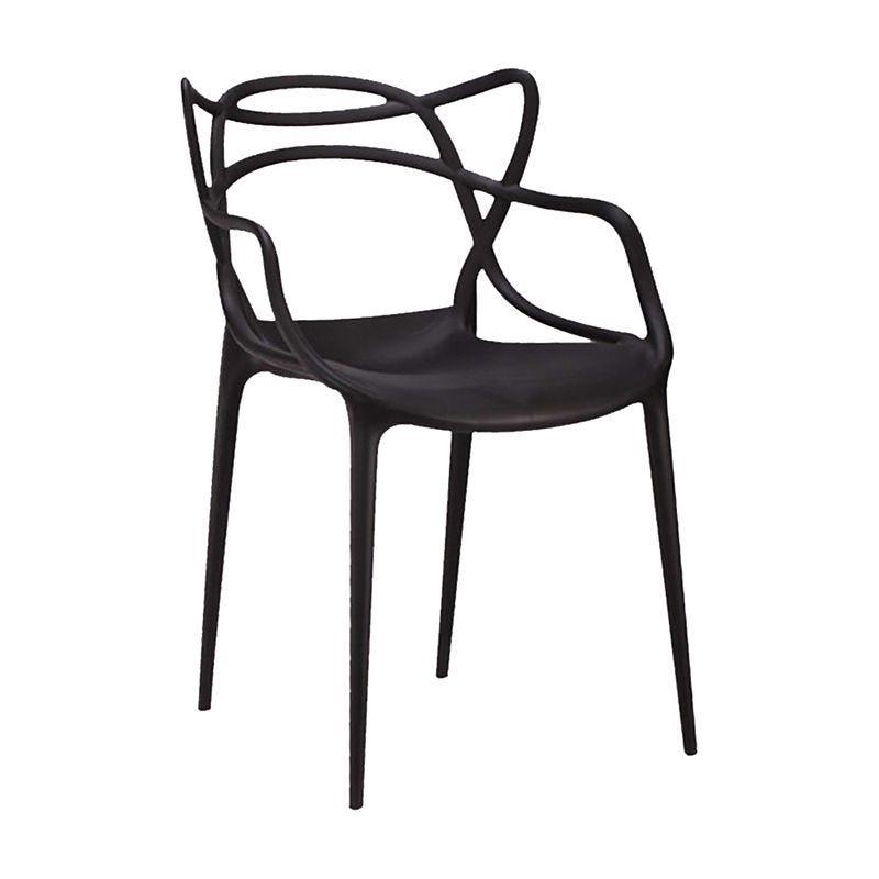 Chaise thonet noir