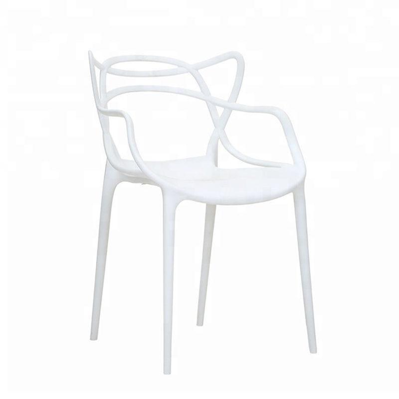 Chaise thonet blanche