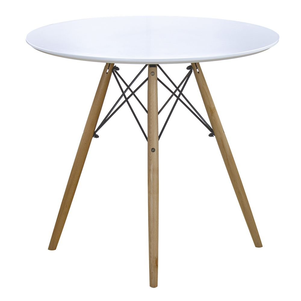 Table eiffel petite blanche