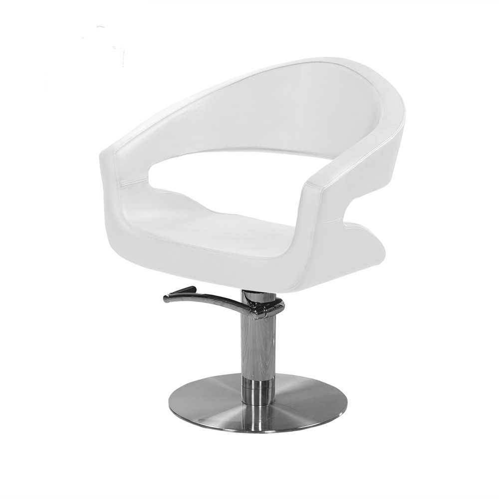Fauteuil - blanc - gliss (photo)
