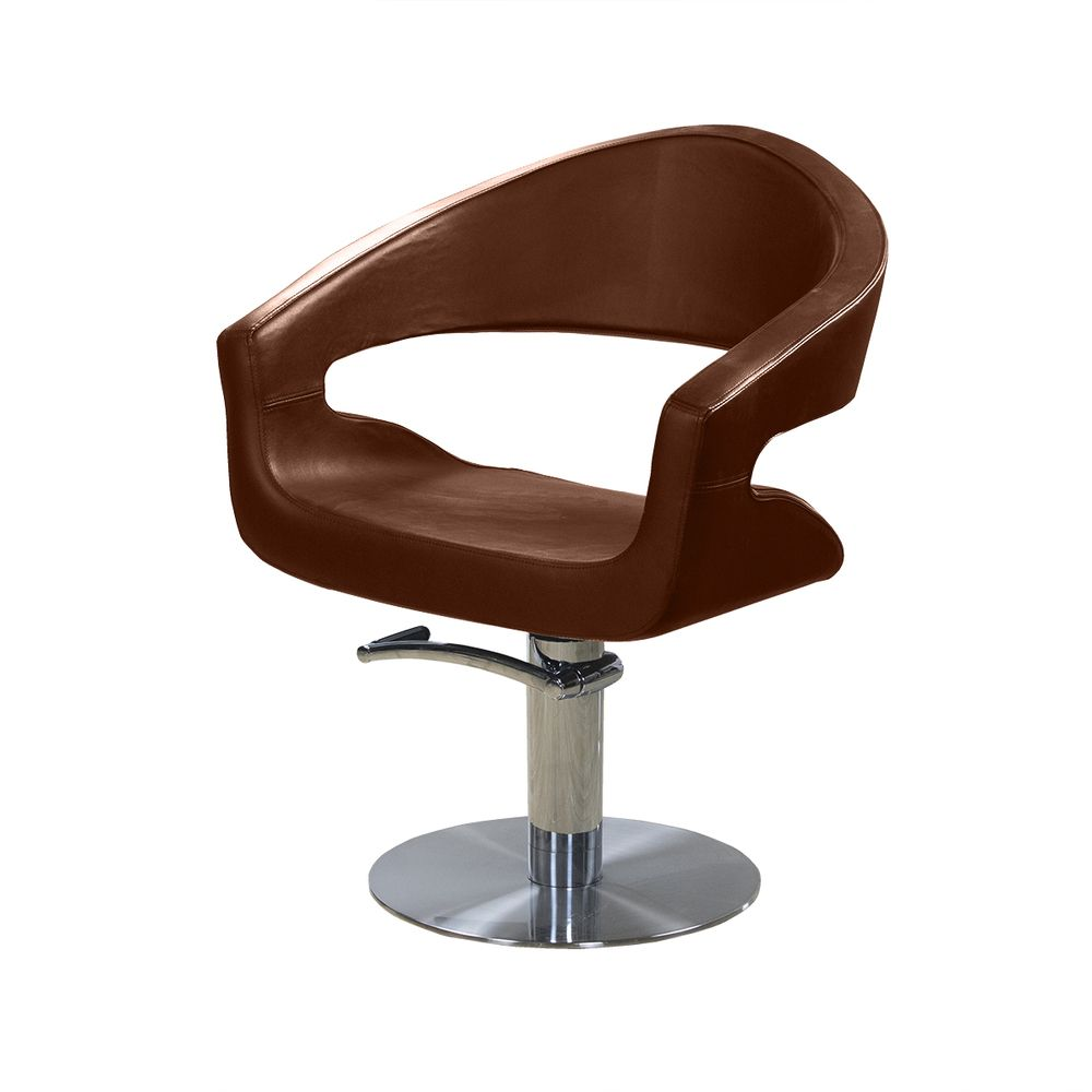 Fauteuil chocolat - gliss (photo)
