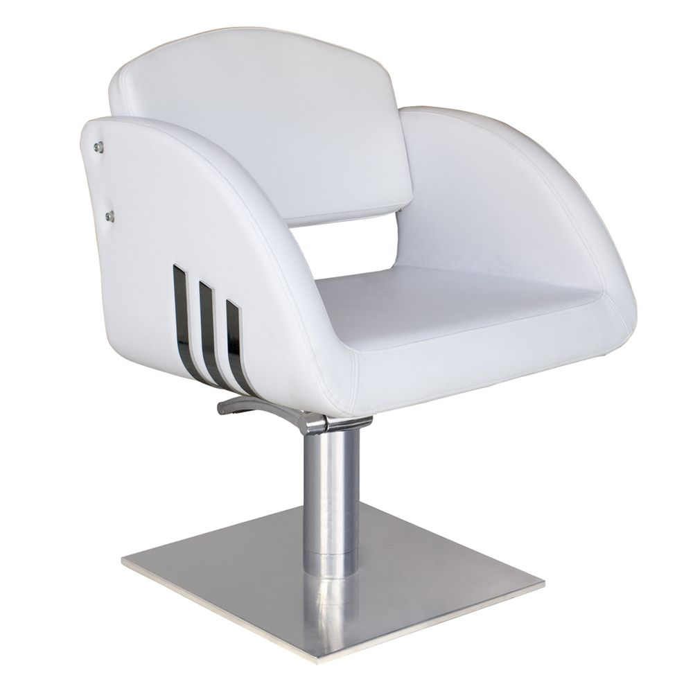 Fauteuil blanc - doda (photo)