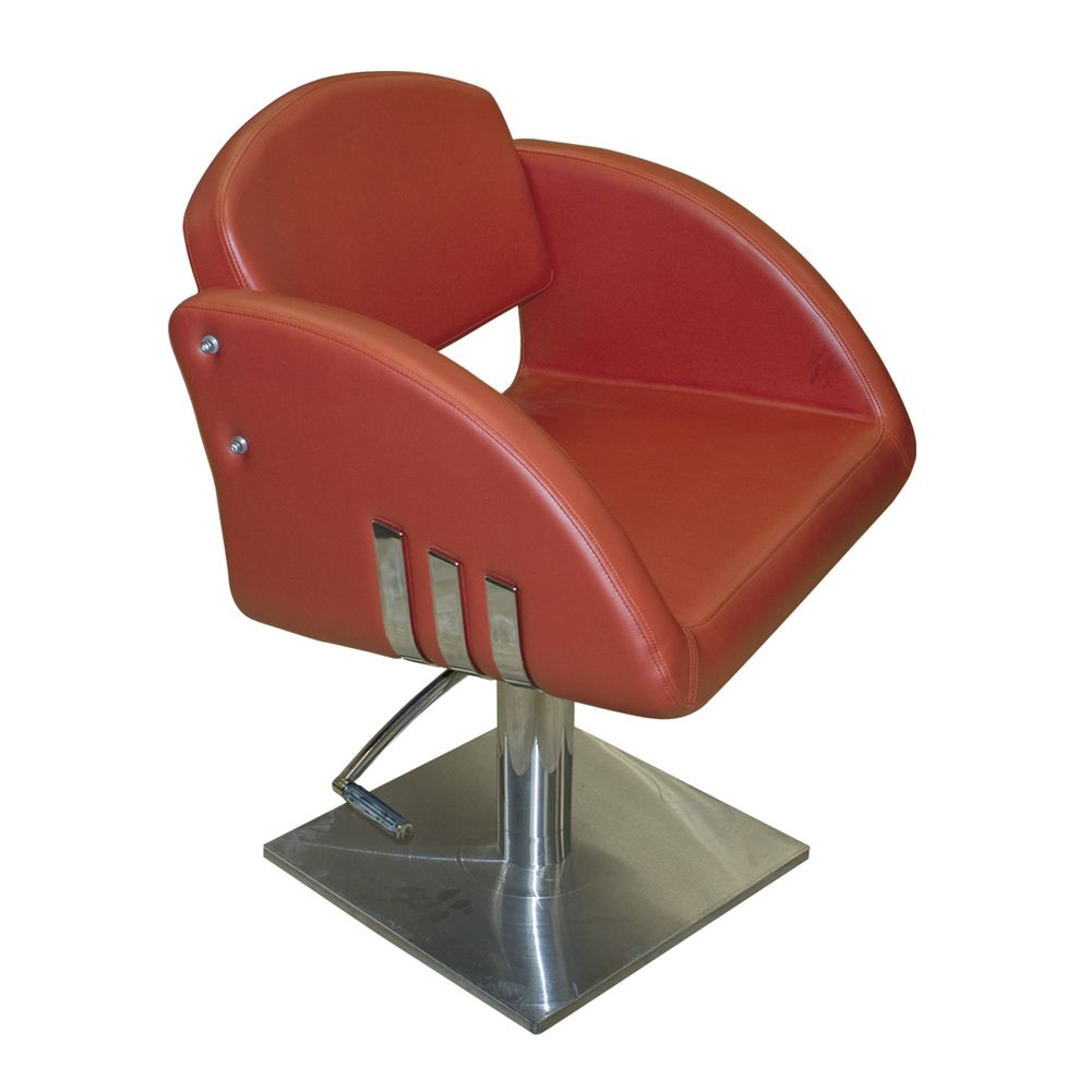 Fauteuil rouge - doda (photo)