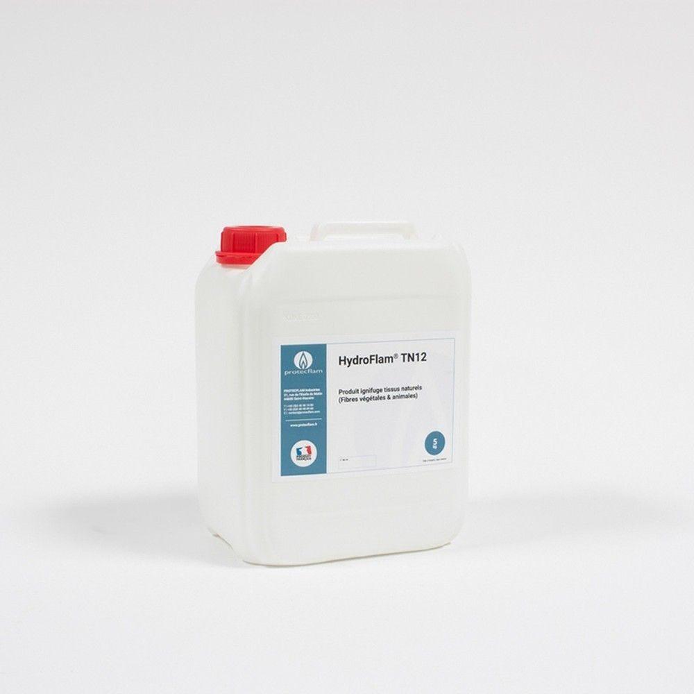 Hydroflam® TN12 - Solution ignifuge pour Tissus naturels -5 kg