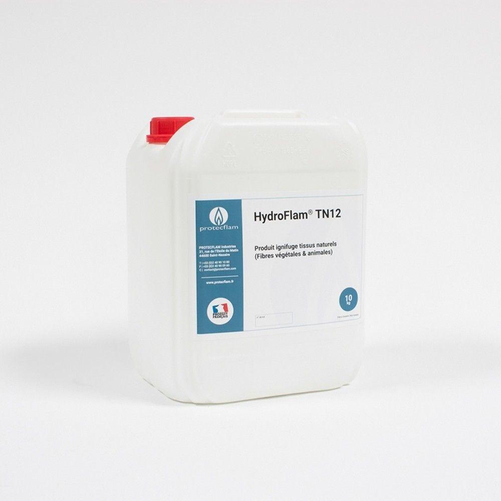 Hydroflam® TN12 - Solution ignifuge pour Tissus naturels - 10 kg