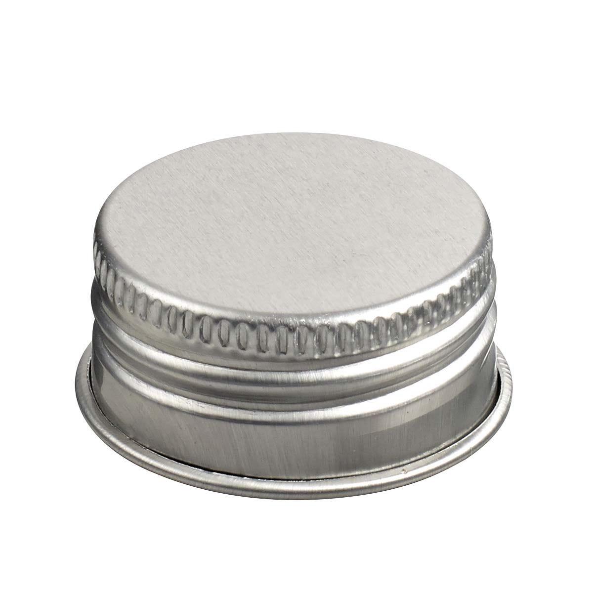 Bouchon aluminium pour flacon PERRETTE - par 100