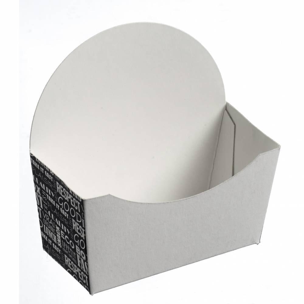 Barquette Bagel 120x50x120 mm District par 50 C&C - par 500