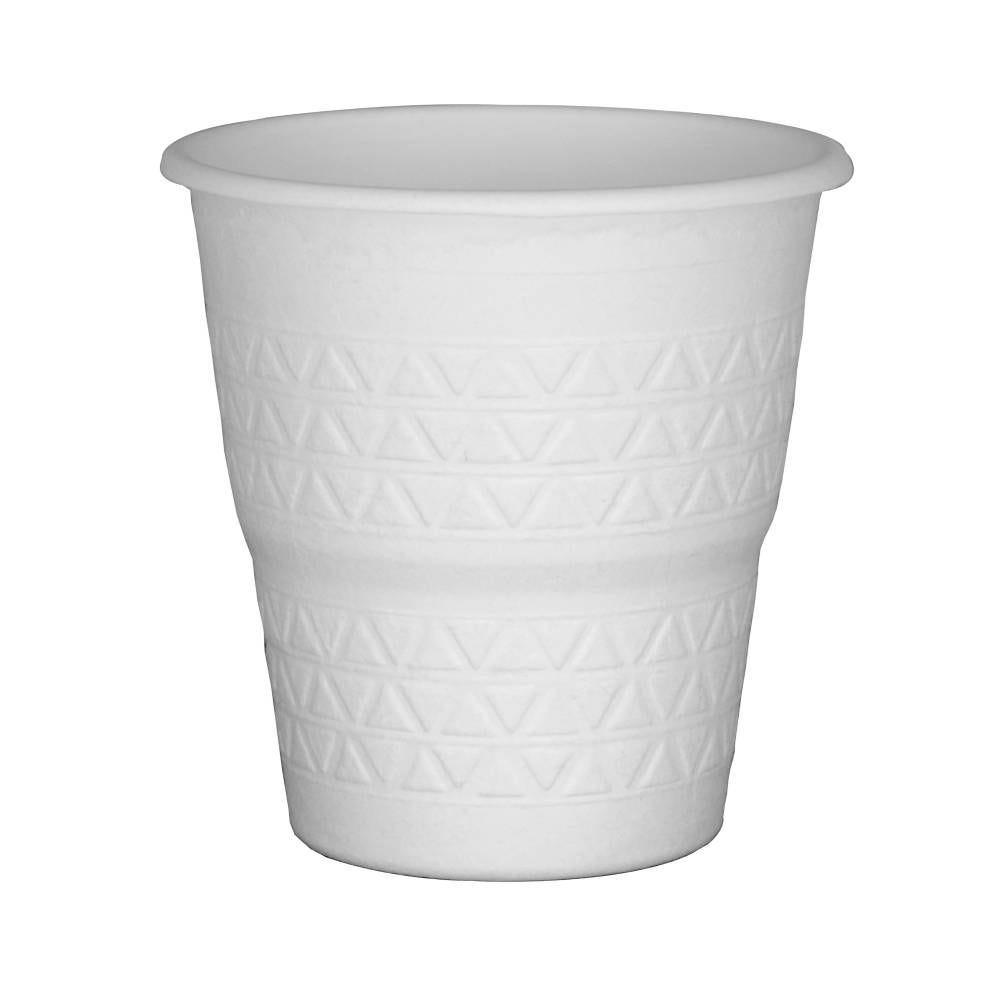 Gobelet Décor aztèque pulpe de canne 237 ml - par 1000