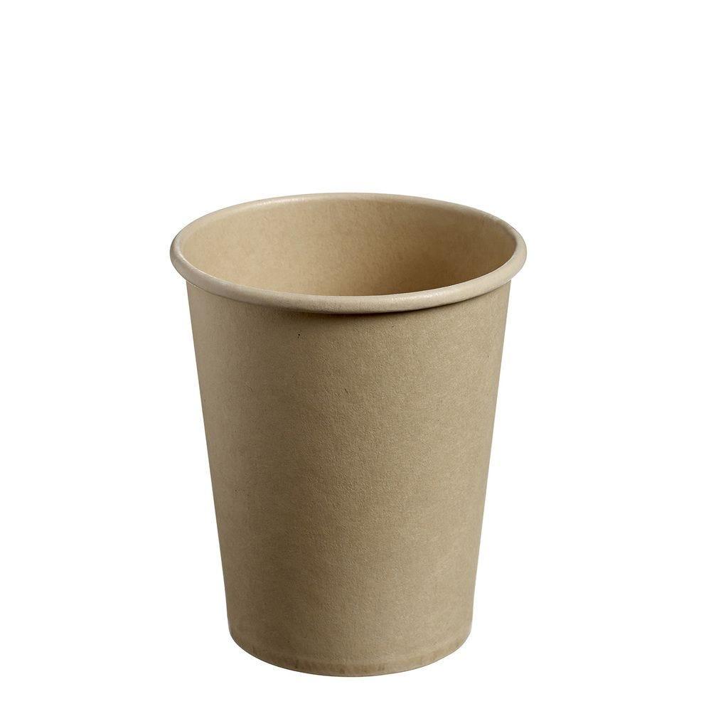 Gobelet chaleur fibre de bambou 12 cl enduction BIOPBS - par 2000