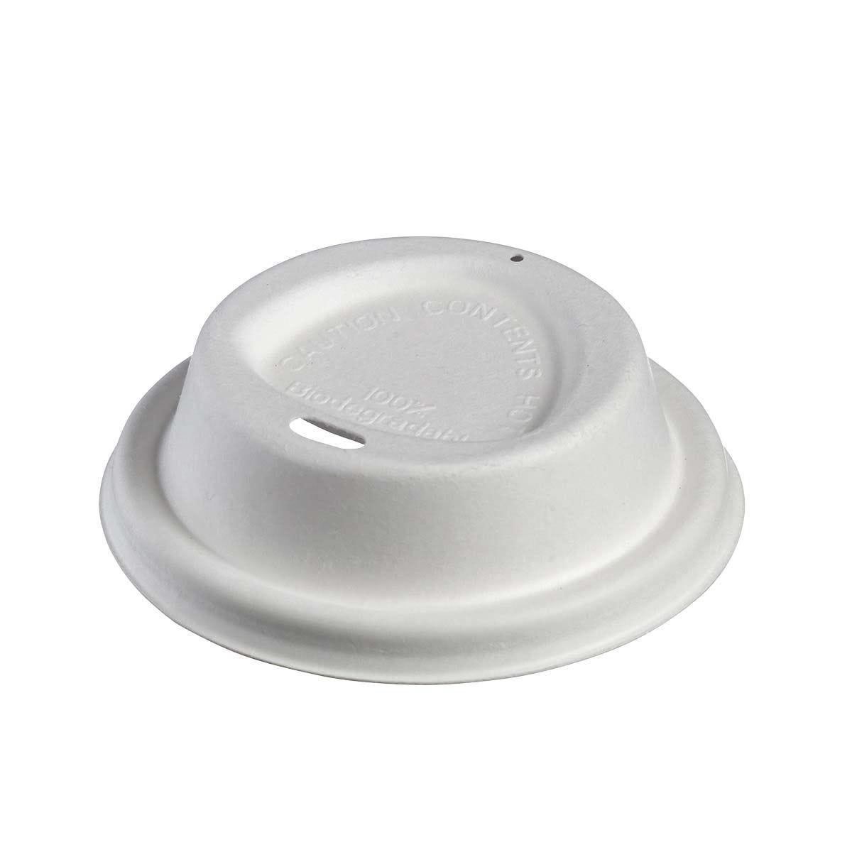 Couvercle pulpe de canne pour gobelet 120 cl - par 2000