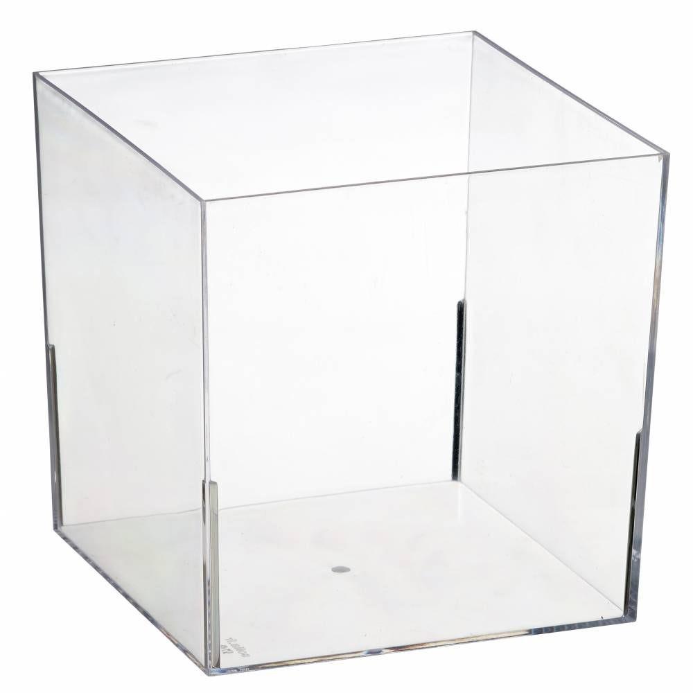 Saladier Cub' transparent 1500 ml - par 45
