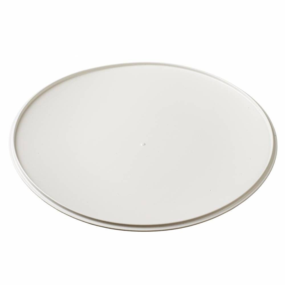 Assiette Chef Ø 280 mm blanche - par 60
