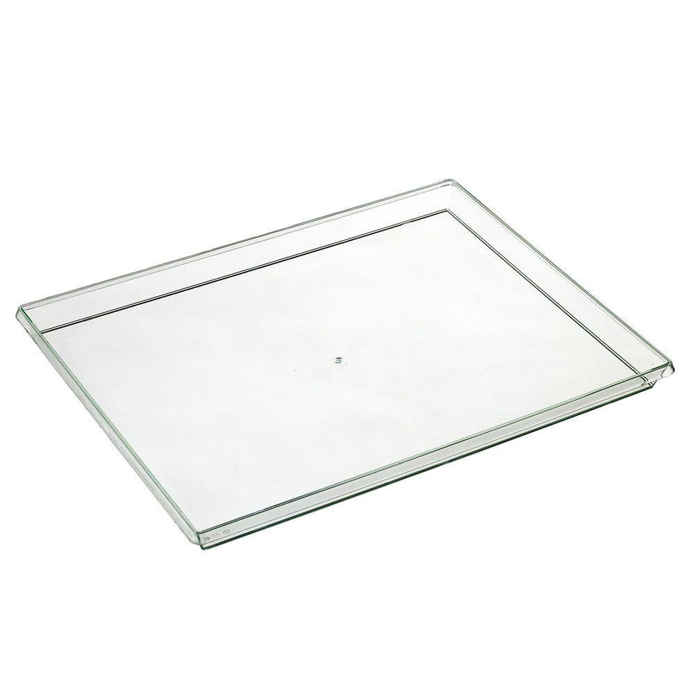 Quartz tray 350x270mm transp. green, C&C x10 - par 50