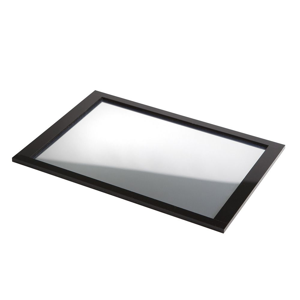 Plateau Miroir Infinity 400x300 mm par 2 C&C - par 20