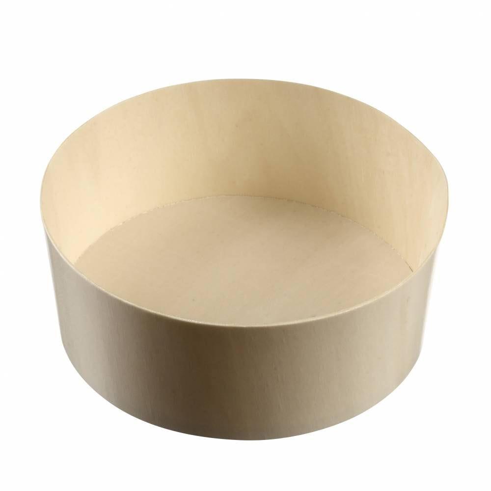 Saladier bois laminé 875 ml Ø 155 h 60 mm - par 200