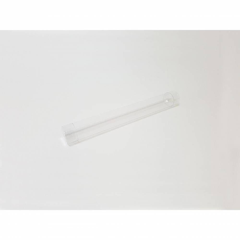 Tube transparent Diam 2,5 HT 20 cm - Par 25