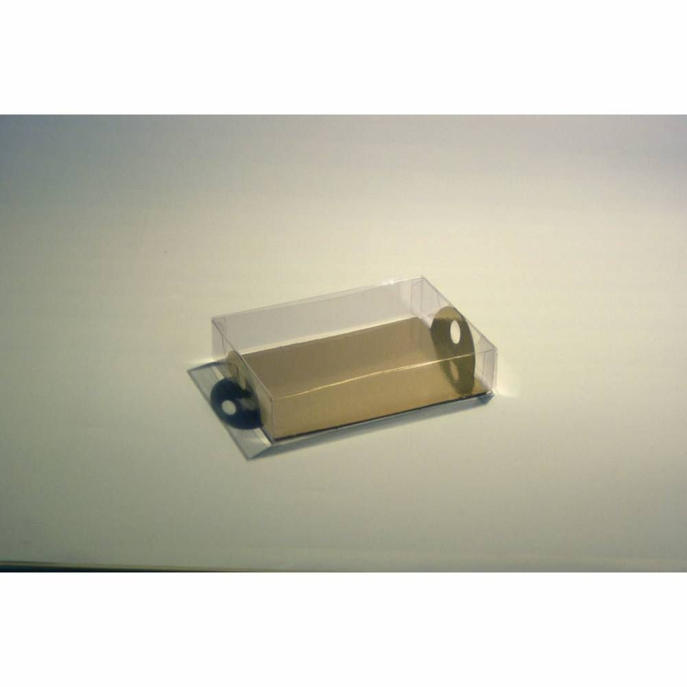 Boîte plateau mignardise PM 16,5 x 11,5 x 3,5 cm - Par 50